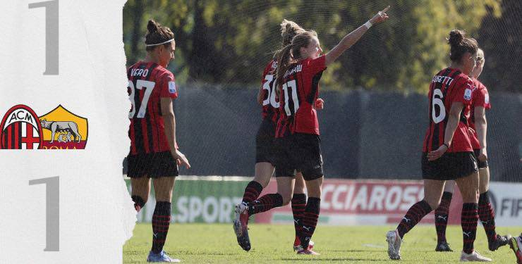 Milan-Roma Femminile